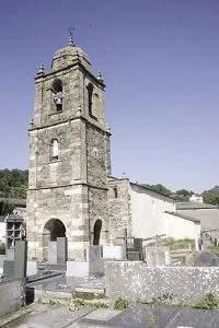 Parroquia de Santiago (Triacastela)