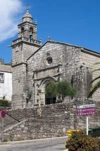 parroquia de santiago vilagarcia de arousa