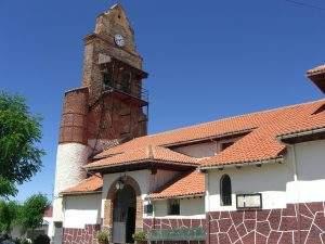 parroquia de santiago villadangos del paramo