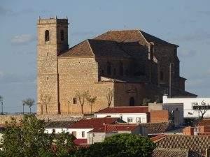 parroquia de santiago y san miguel santa cruz de la zarza