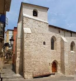 Parroquia de Santiago y Santa Águeda (Burgos)
