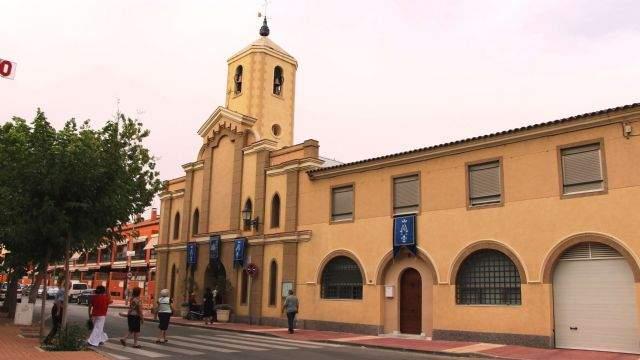 parroquia de santiago y zaraiche murcia
