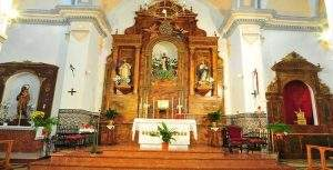 parroquia de santo domingo de guzman benalauria