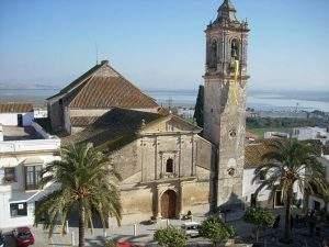 parroquia de santo domingo de guzman bornos