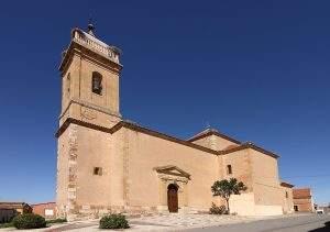 parroquia de santo domingo de guzman encinas de abajo