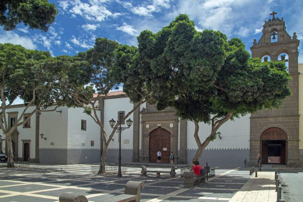 parroquia de santo domingo de guzman las palmas de gran canaria