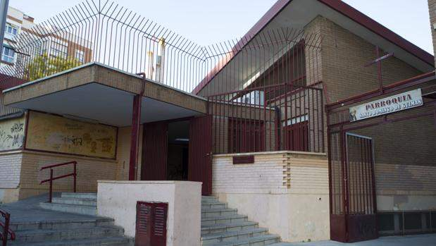 parroquia de santo domingo de guzman madrid