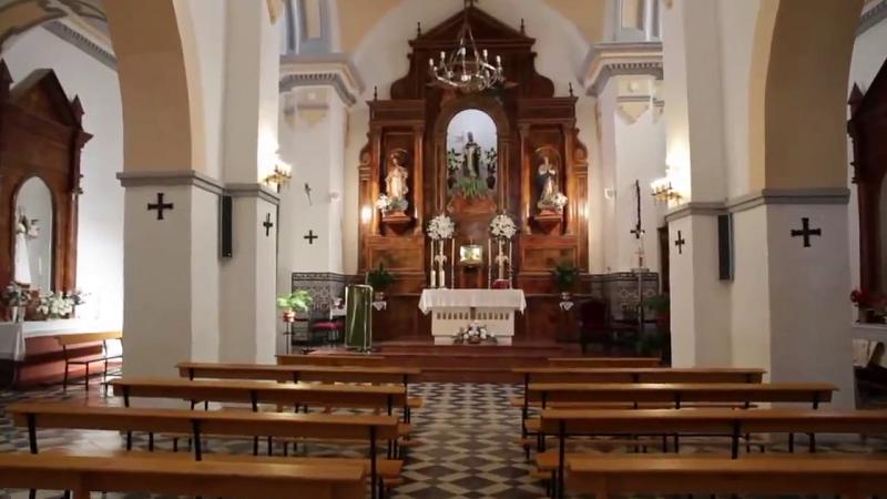 parroquia de santo domingo de guzman malaga