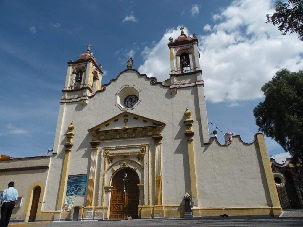 parroquia de santo domingo de guzman munico