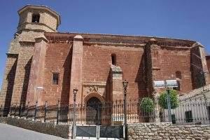 Parroquia de Santo Domingo de Guzmán (Terrinches)
