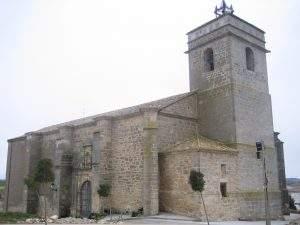 Parroquia de Santo Domingo de Silos (Alcázar del Rey)