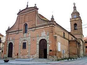 Parroquia de Santo Domingo de Silos (Arévalo)