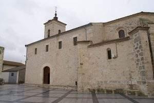parroquia de santo domingo de silos fuentesauco de fuentiduena