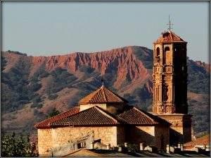 parroquia de santo domingo de silos lechago