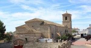Parroquia de Santo Domingo de Silos (Montalbo)