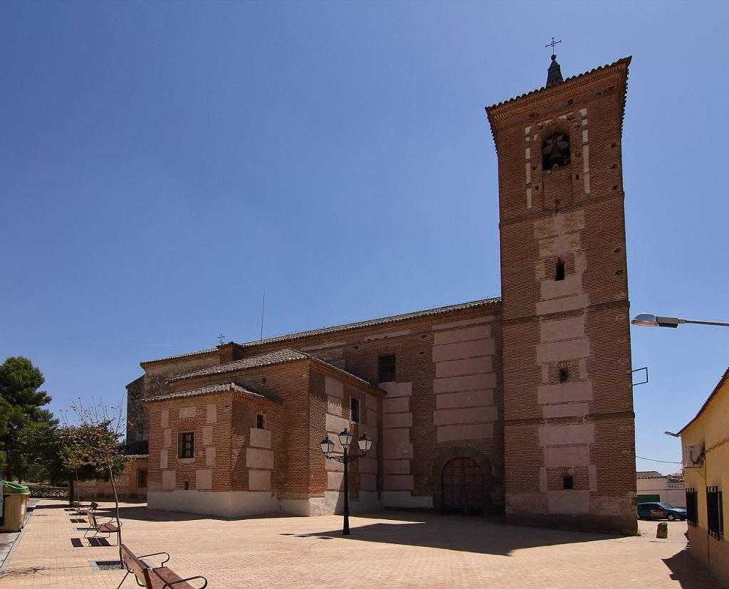 parroquia de santo domingo de silos santo domingo caudilla