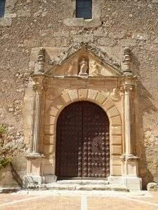 Parroquia de Santo Domingo de Silos (Tribaldos)