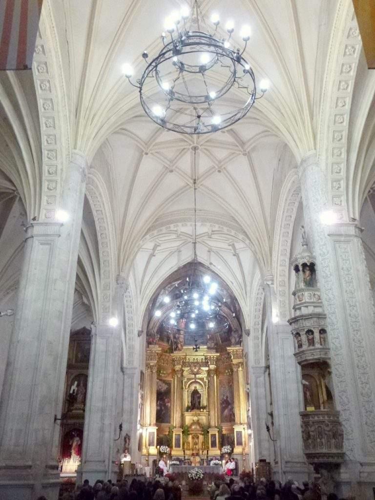 parroquia de santo domingo de silos villaminaya