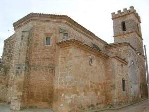 Parroquia de Santo Domingo de Silos (Villar del Águila)