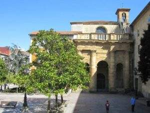 Parroquia de Santo Domingo (Dominicos) (Oviedo)
