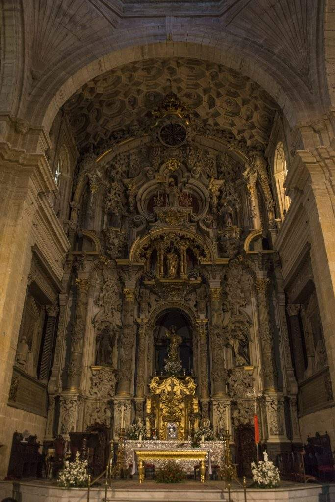 parroquia de santo domingo sanlucar de barrameda