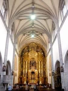 parroquia de santo domingo villalmarzo