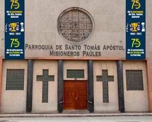 Parroquia de Santo Tomás Apóstol (Padres Paúles) (A Coruña)