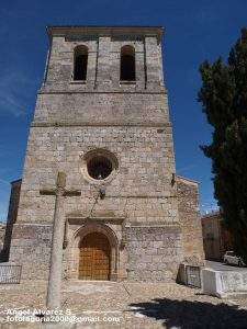 parroquia de santo tomas apostol rabano