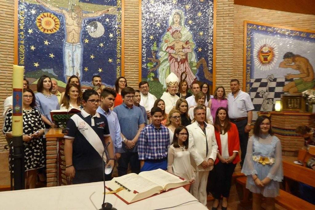 parroquia de santo tomas apostol ubeda