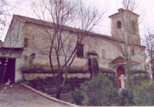 parroquia de santo tomas apostol valverde de alcala