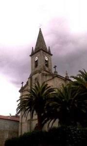 parroquia de santo tomas becket caldas de reis