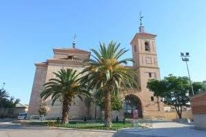 Parroquia de Santo Tomás Cantuariense (Alcabón)