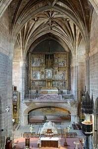 Parroquia de Santo Tomás de Aquino (Dominicos) (Ávila)