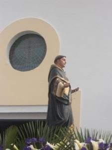 Parroquia de Santo Tomás de Aquino (Los Naveros) (Vejer de la Frontera)