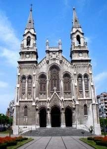 Parroquia de Santo Tomás de Cantorbery (Sabugo) (Avilés)