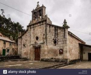 Parroquia de Santo Tomás de Monteagudo (Arteixo)