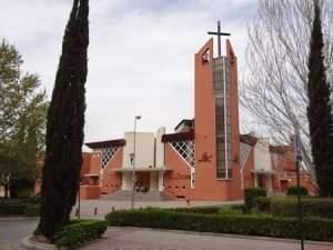 Parroquia de Santo Tomás de Villanueva (Agustinos Recoletos) (Granada)