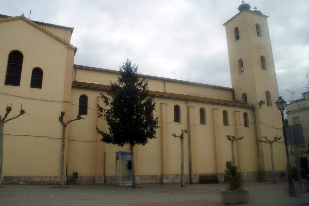 parroquia de santo tomas vallelado