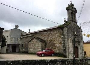 Parroquia de Santo Tomé de Freixeiro (Vigo)