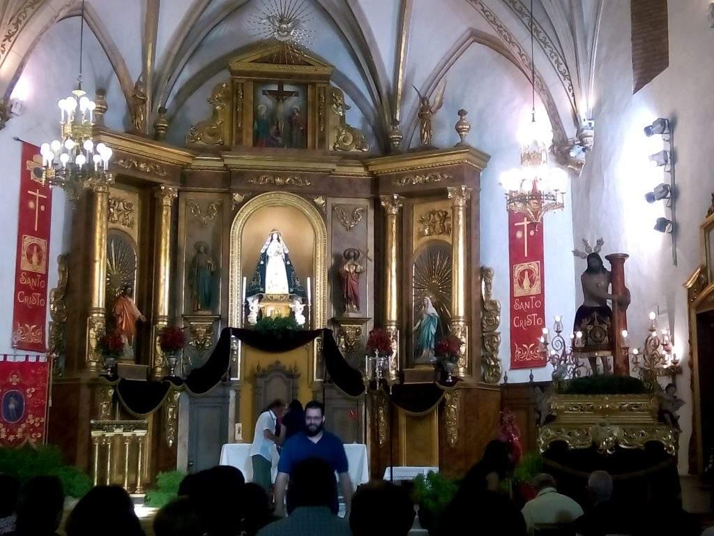 parroquia de santos felipe y santiago bolanos de calatrava