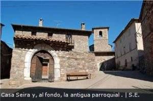 Parroquia de Seira (Castejón de Sos)