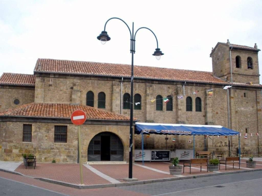 parroquia de sierrapando torrelavega