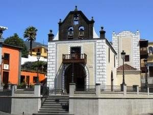 Parroquia de Tacande (El Paso)