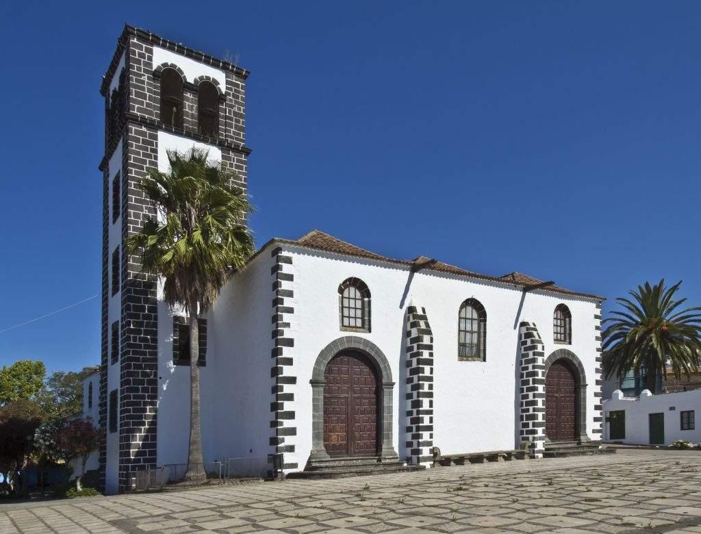 parroquia de tagoro tacoronte