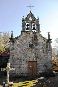 Parroquia de Tortoreos (Salvaterra do Miño)