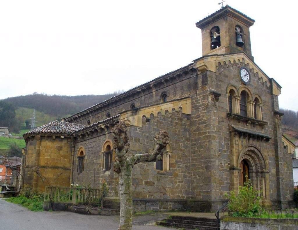 parroquia de ujo mieres