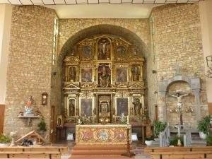Parroquia de Valdesandinas (Villazala)
