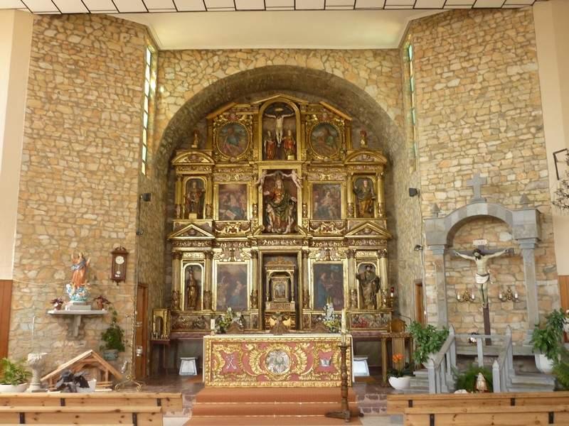 parroquia de valdesandinas villazala