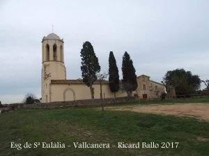 parroquia de vallcanera vallcanera