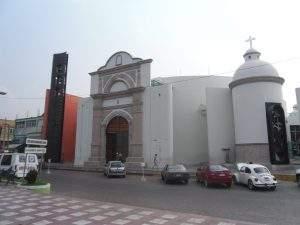 Parroquia de Villaflores (Villaflores)